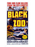 Black Zoo, Mid-Right: Michael Gough, 1963 Posters