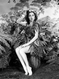 Road to Zanzibar, Dorothy Lamour, 1941 Prints