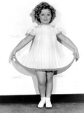 Curly Top, Shirley Temple, 1935 Photo