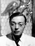 Thank You, Mr. Moto, Peter Lorre, 1937 Photo