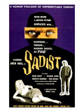 The Sadist, Helen Hovey, Arch Hall, Jr., 1963 Photo