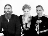 Rasputin and the Empress, Lionel Barrymore, Ethel Barrymore, John Barrymore, 1932 Photographie