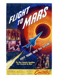 Flight to Mars, 1951 Posters