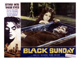 Black Sunday, Barbara Steele, 1961 Posters