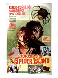 Horrors of Spider Island, (AKA Ein Toter Hing Im Netz, AKA It's Hot In Paradise), 1960 Photo