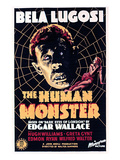 The Dark Eyes of London, (AKA The Human Monster, AKA Dead Eyes of London), 1940 Julisteet