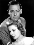 The Country Girl, Grace Kelly, William Holden, 1954 Poster