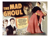 The Mad Ghoul, Evelyn Ankers, Turhan Bey, David Bruce, 1943 Posters