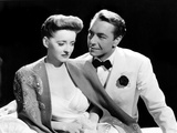 Now, Voyager, Bette Davis, Paul Henreid, 1942 Photo