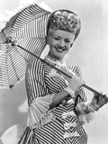 Sweet Rosie O'Grady, Betty Grable, 1943 Photo