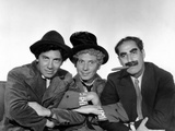 Marx Brothers - Chico Marx, Harpo Marx, Groucho Marx Poster