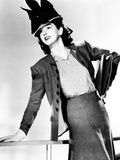 His Girl Friday, Rosalind Russell,1940 Photo