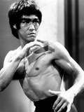 Enter the Dragon, Bruce Lee, 1973 Print