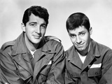 Jumping Jacks, L-R: Dean Martin, Jerry Lewis, 1952. Photo