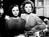 Mrs. Miniver, Teresa Wright, Greer Garson, 1942 Photo