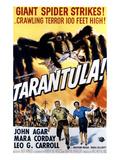 Tarantula, John Agar, Mara Corday, 1955 Kunstdrucke
