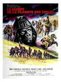 Beneath the Planet of the Apes, 1970 Posters