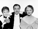The Great Ziegfeld, Luise Rainer, William Powell, Myrna Loy, 1936 Photo