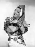 Carmen Miranda, ca. Mid-1940s Photo