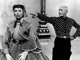 The King and I, Deborah Kerr, Yul Brynner, 1956 Photo