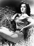 The Outlaw, Jane Russell, Photo by George Hurrell, 1943 Plakater