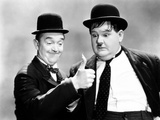 Way Out West, Stan Laurel, Oliver Hardy [Laurel and Hardy], 1937 Poster