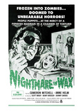 Nightmare In Wax, Cameron Mitchell, Left, 1969 Photo
