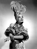 That Night in Rio, Carmen Miranda, 1941 Photo