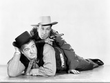 The Wistful Widow of Wagon Gap, Bud Abbott, Lou Costello, 1947 Photo