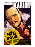 The Fatal Hour, 1940 Photo
