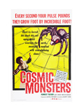 The Cosmic Monster, (AKA Cosmic Monsters, AKA the Strange World of Planet X), Gaby Andre, 1958 Prints