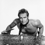 The Far Horizons, (AKA Untamed West), Charlton Heston, 1955 Photo