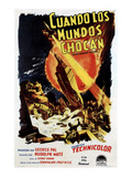 When Worlds Collide (AKA Cuando Los Mundos Chocan), 1951 Photo