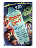 The Mummy's Ghost, Lon Chaney Jr., 1944 Prints