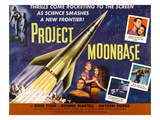 Project Moon Base, (AKA Project Moonbase), 1953 Photo