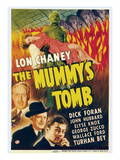 The Mummy's Tomb, 1942 Posters
