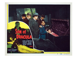 Son of Dracula, Samuel S. Hinds, Pat Moriarity, Frank Craven, Robert Paige, Louise Allbritton, 1943 Photo