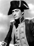 Captain Horatio Hornblower, Gregory Peck, 1951 Print