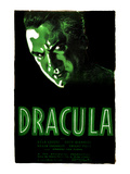 Dracula, Bela Lugosi As Dracula, 1931 Poster