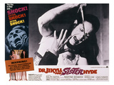 Dr. Jekyll And Sister Hyde, Martine Beswick, 1971 Photo