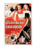 Flash Gordon, 1936 Prints