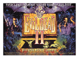 Evil Dead II, Left, Bruce Campbell, 1987 Foto