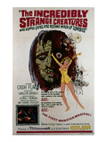 The Incredibly Strange Creatures Who Stopped Living And Became Mixed-Up Zombies!!, 1964 Prints