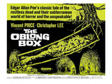 The Oblong Box, 1969 Print