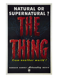 The Thing (AKA the Thing From Another World), 1951 Prints