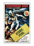 Commando Cody: Sky Marshal of the Universe, &#39;Episode: Atomic Peril&#39;, 1953 Prints