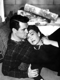 All That Heaven Allows, Rock Hudson, Jane Wyman, 1955 Kunstdruck
