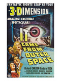 It Came From Outer Space, Kathleen Hughes, Charles Drake, Richard Carlson, Barbara Rush, 1953 Prints