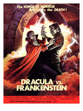 Dracula Vs. Frankenstein, From Left: Zandor Vorkov, John Bloom, 1971 Posters