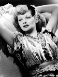 Lucille Ball, RKO Publicity Portrait, November 1940. Posters